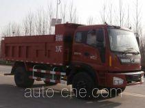 福田牌BJ5165ZLJ-2型自卸式垃圾车