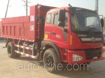 福田牌BJ5165ZLJ-5型自卸式垃圾车