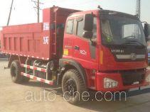 Foton BJ5165ZLJ-5 dump garbage truck