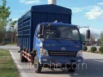 北京牌BJ5166CCY11型仓栅式运输车