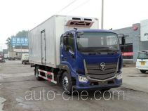 Foton BJ5166XLC-A4 refrigerated truck