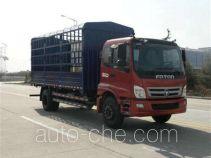Foton BJ5169CCY-AC грузовик с решетчатым тент-каркасом
