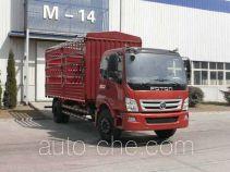 Foton BJ5169CCY-CA грузовик с решетчатым тент-каркасом