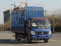 Foton BJ5169CCY-FB грузовик с решетчатым тент-каркасом