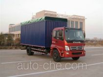 Foton BJ5169CPY-CA soft top box van truck