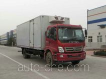 Foton BJ5169XLC-FA refrigerated truck