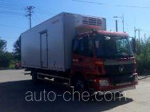 Foton Auman BJ5183XLC-AA refrigerated truck