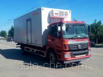 欧曼牌BJ5183XLC-AB型冷藏车