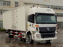 Foton Auman BJ5183XXY-AA box van truck