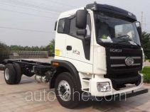 Foton BJ5185THB-1 concrete pump truck chassis