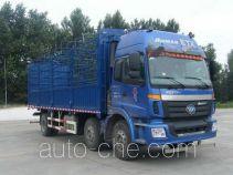 Foton Auman BJ5202CCY-XA грузовик с решетчатым тент-каркасом