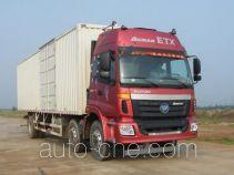Foton Auman BJ5202XXY-XA box van truck