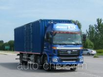 Foton Auman BJ5202XXY-XB box van truck