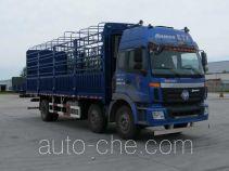 Foton Auman BJ5203VKCHP-XB грузовик с решетчатым тент-каркасом
