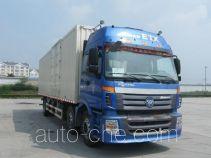 Foton Auman BJ5203XXY-AA box van truck