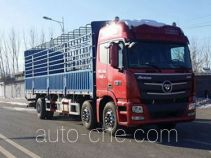Foton Auman BJ5259CCY-AA грузовик с решетчатым тент-каркасом