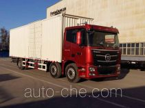 Foton Auman BJ5209XXY-AA box van truck