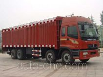 Foton Auman BJ5241VLCJC-5 soft top box van truck