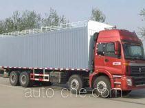 Foton BJ5247VLCJR-S2 soft top box van truck