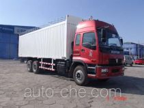 Foton Auman BJ5251VLCJE-2 soft top box van truck