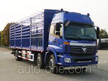 欧曼牌BJ5252CCQ-AB型畜禽运输车