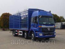 欧曼牌BJ5252CCQ-AC型畜禽运输车