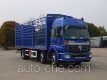 Foton Auman BJ5252CCQ-AC livestock transport truck