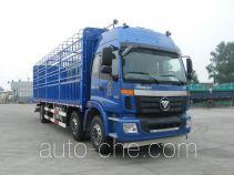 Foton Auman BJ5252CCQ-XA livestock transport truck