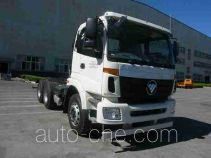 Foton Auman BJ5252GJB-AA concrete mixer truck chassis