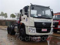 Foton BJ5252GJB-G1 concrete mixer truck chassis