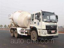 福田牌BJ5252GJB-G2型混凝土搅拌运输车