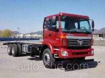 Foton Auman BJ5252JSQ-AA truck mounted loader crane chassis