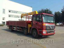 Foton Auman BJ5252JSQ-AB truck mounted loader crane