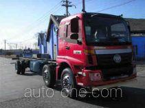 Foton Auman BJ5252JSQ-XA truck mounted loader crane chassis