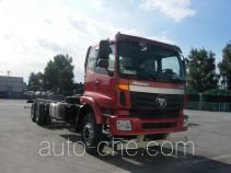 Foton Auman BJ5252JSQ-XB truck mounted loader crane chassis