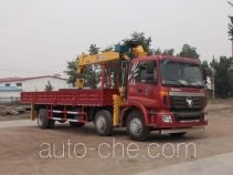 Foton Auman BJ5252JSQ-XC truck mounted loader crane