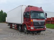 Foton Auman BJ5252XLC-AA refrigerated truck