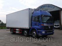 Foton Auman BJ5252XLC-AC refrigerated truck