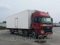 Foton Auman BJ5252XLC-XB refrigerated truck