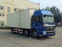 欧曼牌BJ5252XXY-AA型厢式运输车
