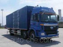Foton Auman BJ5252XXY-XC box van truck