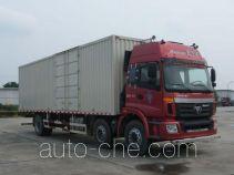 Foton Auman BJ5252XXY-XE box van truck