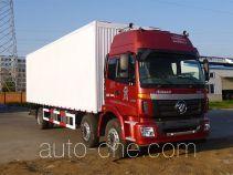 Foton Auman BJ5252XYK-AB wing van truck