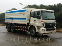 福田牌BJ5252ZLJE4-H1型垃圾转运车