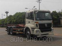 Foton BJ5252ZXXE4-H1 detachable body garbage truck
