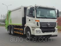 Foton BJ5252ZYSE5-H1 garbage compactor truck