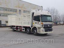 欧曼牌BJ5253CCQ-AA型畜禽运输车