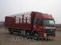 Foton Auman BJ5253CCY-XC грузовик с решетчатым тент-каркасом