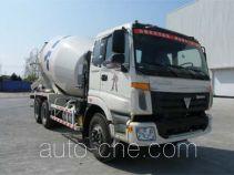 Foton BJ5253GJB-2 concrete mixer truck