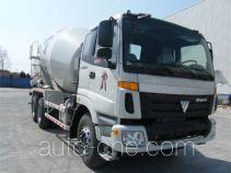 Foton BJ5253GJB-3 concrete mixer truck
